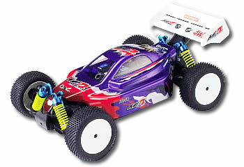 MB4 Buggy 4 WD